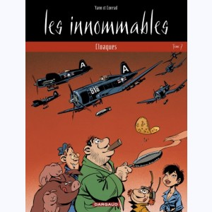 Les Innommables : Tome 7, Cloaques