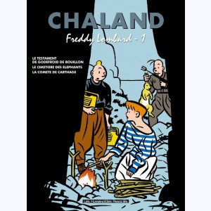 Tout Chaland : Tome 1, Freddy Lombard - 1