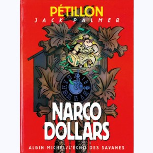 Jack Palmer : Tome 9, Narco Dollars