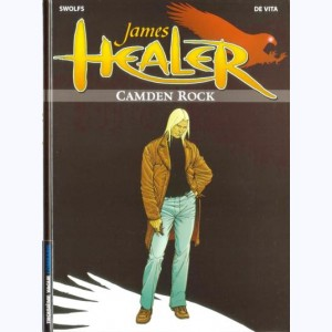 James Healer : Tome 1, Camden Rock