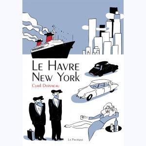 Le Havre - New York