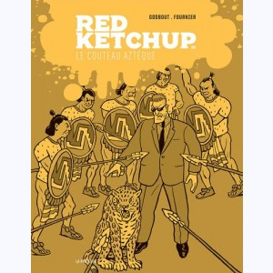 Red Ketchup : Tome 5, Le Couteau aztèque