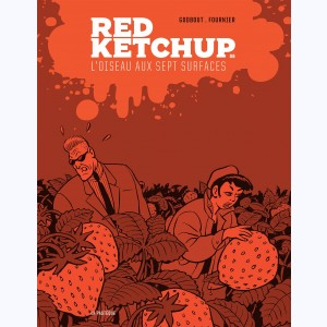 Red Ketchup : Tome 6, L'Oiseau aux sept surfaces