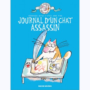 Le chat assassin : Tome 1, Journal d'un chat assassin