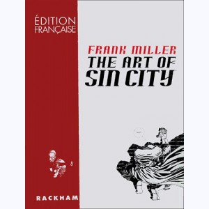Sin City, The Art of Sin City