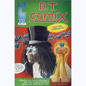 D.T. Comix : Tome 1