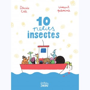 10 petits insectes : Tome 1