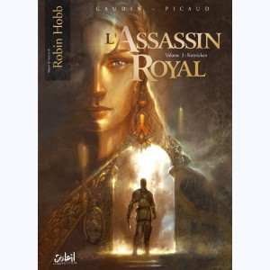 L'Assassin Royal : Tome 3, Kettricken