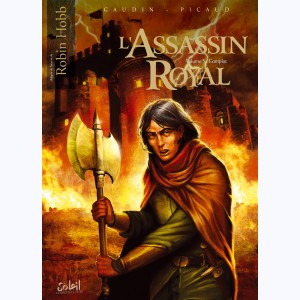 L'Assassin Royal : Tome 5, Complot