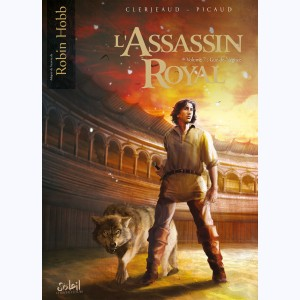 L'Assassin Royal : Tome 7, Gué-de-Négoce