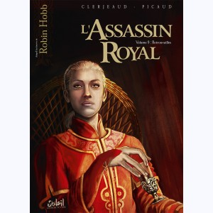 L'Assassin Royal : Tome 9, Retrouvailles
