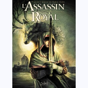 L'Assassin Royal : Tome 1 (1 à 4), Intégrale