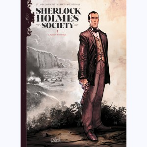 Sherlock Holmes Society : Tome 1, L'Affaire Keelodge