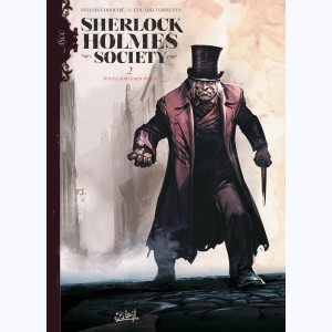Sherlock Holmes Society : Tome 2, Noires sont leurs âmes