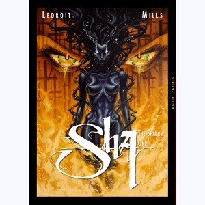 Sha : Tome 1, The Shadow One