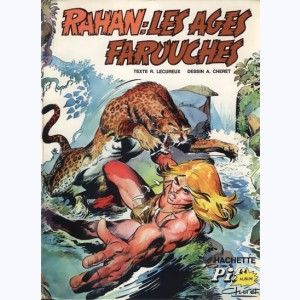 Rahan, Les âges farouches