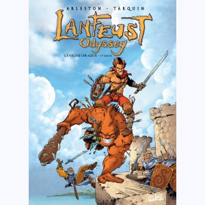 Lanfeust Odyssey : Tome 1, L'Énigme Or-Azur