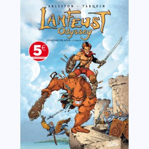 Lanfeust Odyssey : Tome 1, L'Énigme Or-Azur :