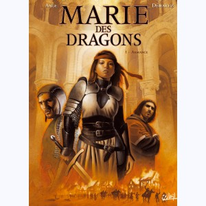 Marie des dragons : Tome 1, Armance