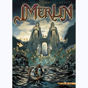 Merlin (Istin) : Tome 4, Avalon