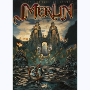 Merlin (Istin) : Tome 4, Avalon :