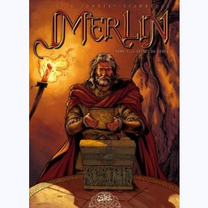 Merlin (Istin) : Tome 9, Le Secret du codex