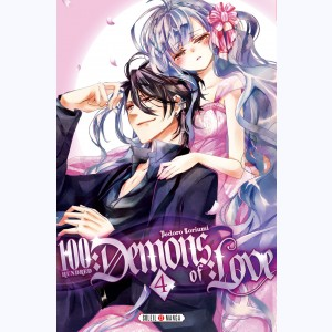 100 Demons of love : Tome 4