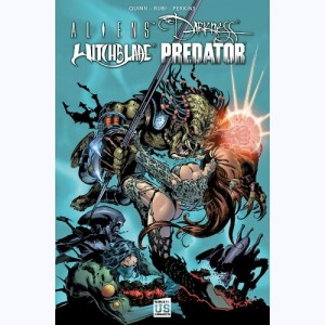 Aliens Darkness Witchblade Predator