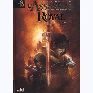 L'Assassin Royal : Tome (1 à 3), Intégrale