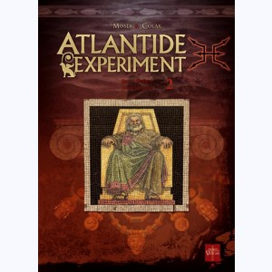 Atlantide Experiment : Tome 2, Betty Borren - Jayden Paroz