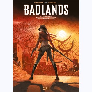 Badlands : Tome 1, L'Enfant-hibou