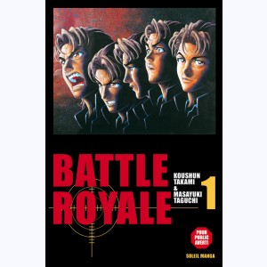 Battle Royale : Tome 1