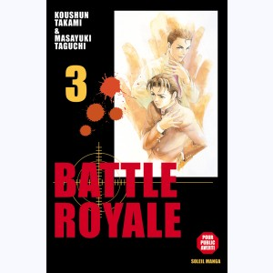 Battle Royale : Tome 3