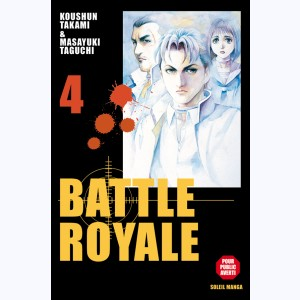 Battle Royale : Tome 4
