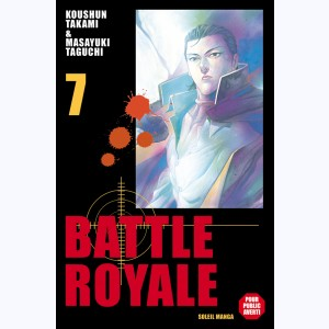 Battle Royale : Tome 7