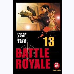 Battle Royale : Tome 13