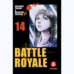 Battle Royale : Tome 14