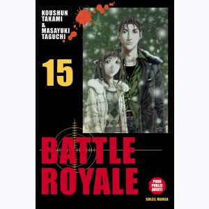 Battle Royale : Tome 15