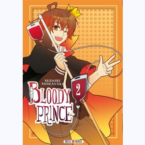 Bloody Prince : Tome 2