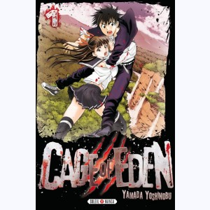 Cage of Eden : Tome 1