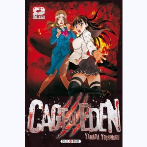 Cage of Eden : Tome 2