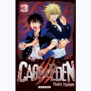 Cage of Eden : Tome 3