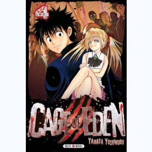 Cage of Eden : Tome 4