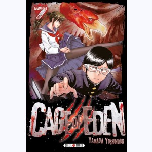 Cage of Eden : Tome 7