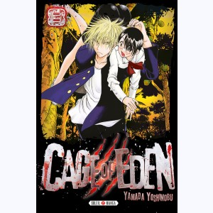 Cage of Eden : Tome 8
