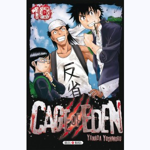 Cage of Eden : Tome 10
