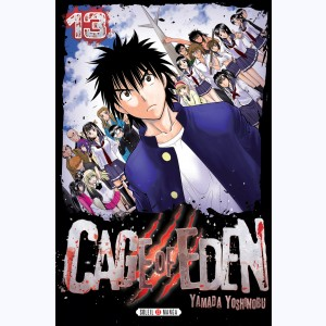 Cage of Eden : Tome 13