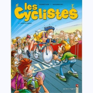 Les Cyclistes : Tome 3, Photo finish