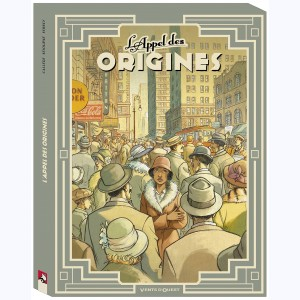 L'Appel des origines : Tome (1 à 3), Coffret