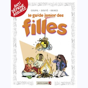 Les Guides Junior : Tome 2, Le guide junior des filles